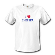 chelsea soccer team t shirt