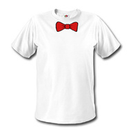 Bow tie t shirts